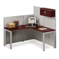 Reveal Instant Office L-Desk Station, 10131