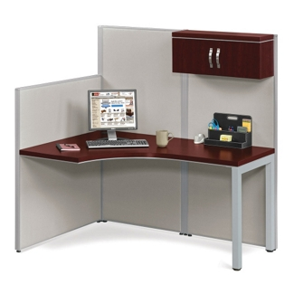 "Reveal Instant Office 61""W Desk Station, 10132"
