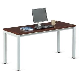 "Reveal Laminate Top Desk 60""W x 24""D , 14746"