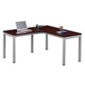 """Reveal Compact L-Desk 60""""W x 60""""D , 14747"""
