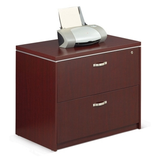 "Reveal 36""W Two-Drawer Lateral File, 30886"