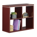 "Reveal 30""H Four Cube Bookcase, 32108"