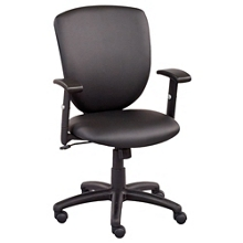 Network Faux Leather Task Chair, 56397