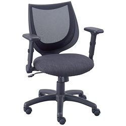 Fling Petite Flip Arm Task Chair, 56400