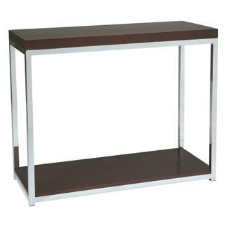 Wood Veneer Sofa Table, 76142