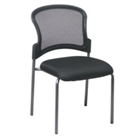 Mesh Back Guest Stack Chair, CD01385