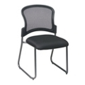 Mesh Back Sled Base Chair, 57161