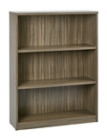 "Three Shelf Laminate Bookcase - 48""H, 32990"