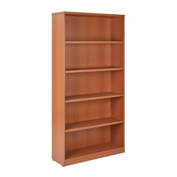 """Five Shelf Laminate Bookcase - 72""""H, 32992"""