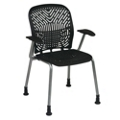 Guest Chair with Glides and Arms, 75955
