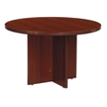 "Contemporary Round Conference Table - 47""DIA, 46183"