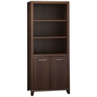 Achieve Five Shelf Bookcase with Doors, CD07537