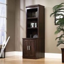 Bookcase with Closed Storage, 31741
