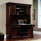 Palladia Laptop Credenza with Hutch, CD04456