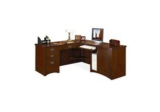 """Right Return L-Desk - 64""""W x 74""""D, 13531"""