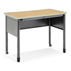 "Compact Standing Height Desk - 47""W, 11004"