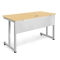 "Desk with Modesty Panel - 72""W x 24""D, 13812"