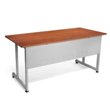 "Desk with Modesty Panel - 72""W x 30""D, 13815"