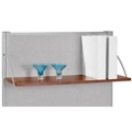 "RiZe 36.25""W Hanging Open Shelf, 20101"