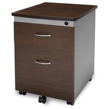 Mobile Two-Drawer Pedestal, 34476