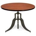 "Modern Adjustable Height Round Table - 42"" Diameter, 44664"
