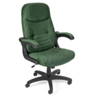 Mobile Arm Fabric High Back Chair, 50822