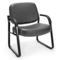 Big and Tall Vinyl Guest Chair, 75960