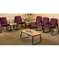 Sled Base Chair and Table Reception Set, 86233