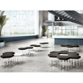 Hexagonal Seating & Tables - Twenty-Four Piece Set, 86272
