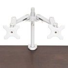 Double Monitor Arm - Clamp Mounted, CD08121