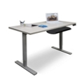 "Adjustable Height Table Desk 60""W x 30""D, 46198"