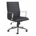 Modern Faux Leather Task Chair, 55592