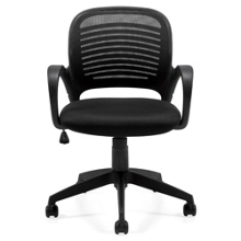Adjustable Mesh Back Office Chair, 56023