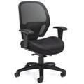 Weight Sensing Synchro Tilt Mesh Back Task Chair, 56037