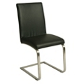 Cantilever Faux Leather Conference Chair, 75636