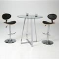 Hydraulic Barstool Table Set, 86032