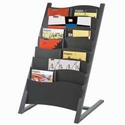 Seven Compartment Literature Display, 33394