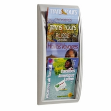 Wall Mount Literature Display, 33395