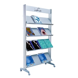 X-Large Single Side Literature Display, 82503