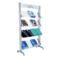X-Large Single Sided Literature Display , 82507