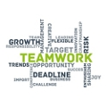 Teamwork Decal, 82516