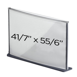 """Box of 6 4"""" x 6"""" Sign Holders, 87762"""