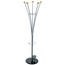 "Flower Coat Stand - 74""H, 91439"