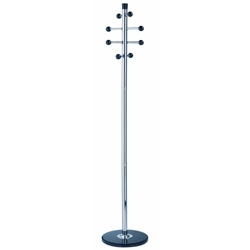 "Mirror Coat Stand - 69""H, 91442"
