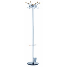 "Crown Coat Stand - 72.85""H, 91444"