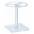 "Acrylic Umbrella Stand - 13.57""H, 91445"