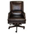 Leather Desk Chair, 55020