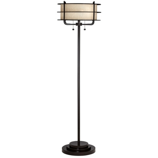 Metal Pull Chain Floor Lamp, 92074