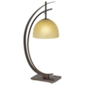 Asiatic Curved Frame Table Lamp, 92067