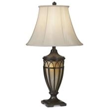 Metal & Glass Table Lamp, 92064